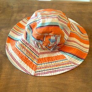 🌵Roxy Girls' Floppy Colorful Sun Beach Pool Hat